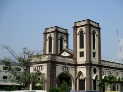 St Michael's church, Ipoh