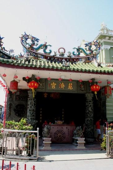 Kuan Yin temple, Penang