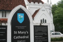 St Mary's Cathedral, Kuala Lumpur
