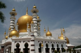 Masjid Ubudiah, royal mosque, Kuala Kangsar