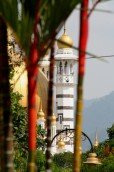Minaret, Masjid Ubudiah, Kuala Kangsar