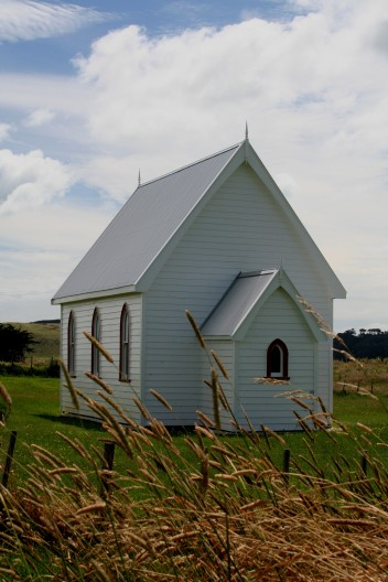 Old Presbyterian church