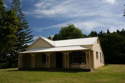 Brook homestead