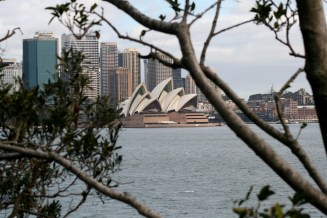 View from Cremorne point