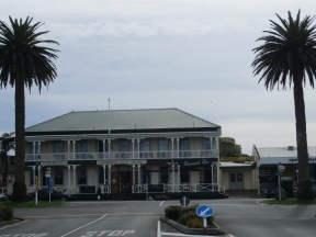 Harbourview Hotel, Raglan
