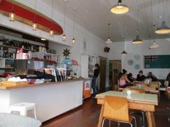 Best coffee in NZ! The Shack, Raglan