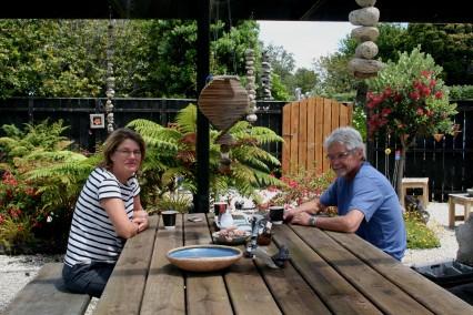 Pollok cafe, Awhitu Peninsula