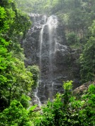 Temurun waterfall