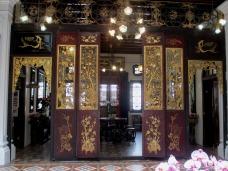 Ornate screens