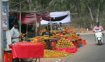 Hyderabad fruit sellers
