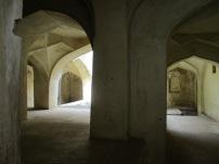 Inside the Golconda Fort - amazing acoustics