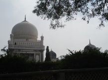 One of the tombs of the Qutb Shahs
