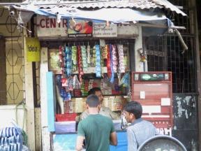 Tiny street store