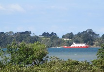 The Waiheke ferry
