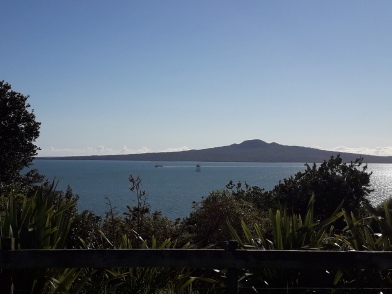 From Bastion Point