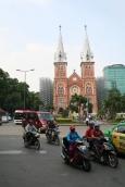 Cathedral, Saigon
