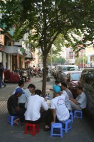 Street life, Saigon