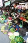 Street market, Saigon